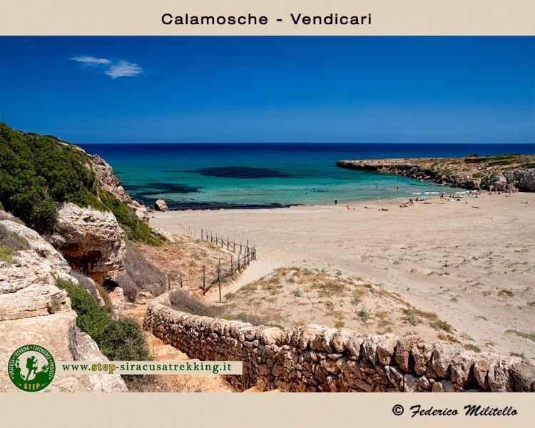 Calamosche beach
